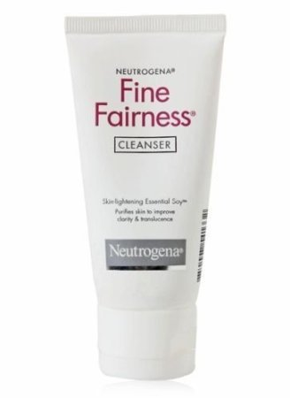 Neutrogena Fine Fairness Cleanser 50gm