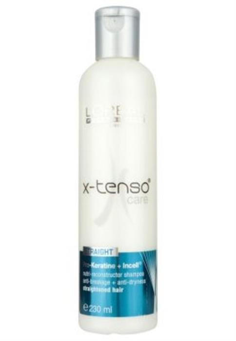 2 X Loreal Professionnel Xtenso Care Straight Shampoo - 230 Ml X 2