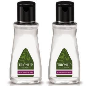 2 LOT X Trichup Silky Potion - Repair Dry and Damaged Hair - 100 Ml X 2