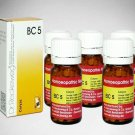5 x Dr.Reckeweg-Germany Biochemic Combination Tablet BC- 05 (Pack of 5)