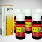 5 x Dr.Reckeweg-Germany Biochemic Combination Tablet BC- 25 (Pack of 5)