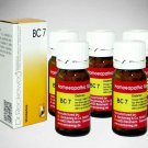 5 x Dr.Reckeweg-Germany Biochemic Combination Tablets BC- 07 (Pack of 5)