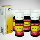 5 x Dr.Reckeweg-Germany Biochemic Combination Tablet BC- 26 (Pack of 5)