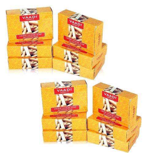 "12 x Vaadi Herbals Skin ""Expedited International Delivery by USPS / FedEx """