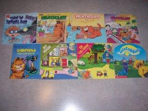 8 Children Books  Lot Assorted