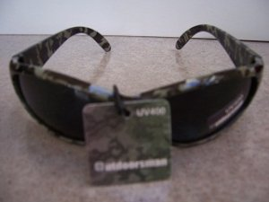 New Outdoorsman Camo UV 400 Glasses NWT Free Shipping