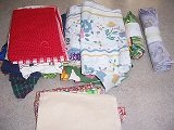 Attention Crafters ! Material Bulk Lot One price for ALL