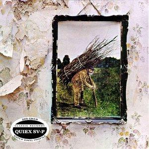 Led Zeppelin, 4, IV, Four, 200 Gram 33rpm Sealed Vinyl LP (out of print)