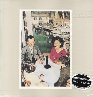 Led Zeppelin, Presence. 200 Gram 33rpm Sealed Vinyl LP (out of print)
