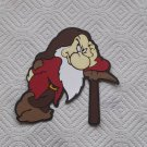 Disney Snow White's Seven Dwarfs - Grumpy Scrapbook Paper Piecing
