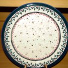Polish Pottery  Dinner Plate Madison  Gat 1 Zaklady Ceramiczne Boleslawiec Poland