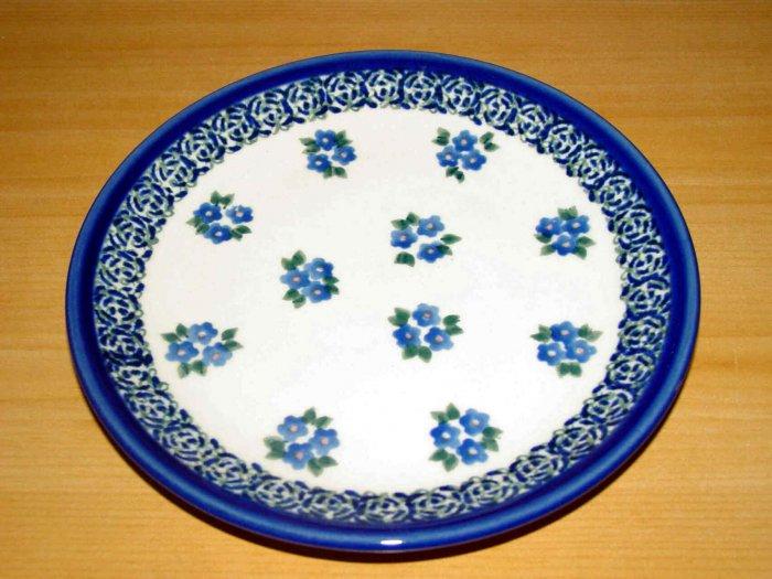 Polish Pottery Dessert Plate Sydney Gat 1 Zaklady Ceramiczne Boleslawiec Poland