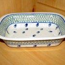 Polish Pottery Loaf Baker Zaklady Ceramiczne Boleslawiec Poland