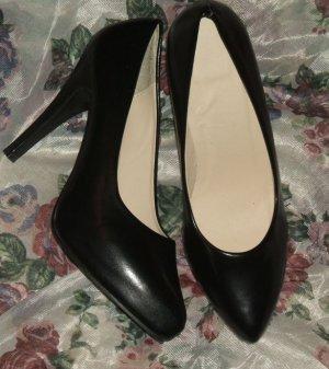 Black High Heel Pumps Sz 10