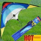 "HOT 52"" SPORT DUAL CONTROL SPORT STUNT KITE FUN TO FLY"