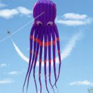 ALIEN ATTACK 8M HUGE MONSTER OCTOPUS PARAFOIL KITE TOY - PURPLE