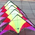 """BIRD OF PARADISE"" 5 STACK DUAL LINE CONTROL SPORT STUNT KITE SET"