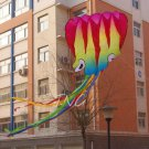 FLYING RAINBOW OCTOPUS PARAFOIL SPORT KITE OUTDOOR TOY