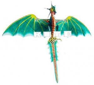 3D Avatar Dragon Pterosaur Kite from Pandora Art Decor