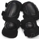TACTICAL SWAT BMX BIKE EXTREME SPORT KNEE & ELBOW PAD