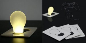 5 Pcs 2010 PATENT Concept Design Compact Led Lamp Camping