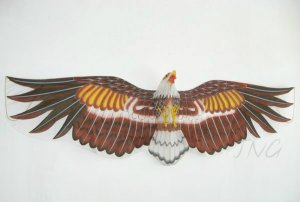 American Eagle Falcon Kite/ Flying Toy / Home Decor / Wall Hanging