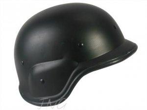 M88 SWAT SHOOTING SKIRMISH AIRSOFT PAINTBALL BLACK PROTECTION HELMET