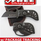 GIANT ROBOT SR COLUMBIA POCKET FOLDING KNIFE TOOL HUNTING CAMPING OUTDOOR GEAR