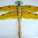 3D GOLDEN DRADONFLY KITE HOLIDAY OUTDOOR SPORT FAMILY