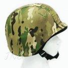 2 IN 1 SWAT COMBAT CQB KEVLAR AIRSOFT PROTECTIVE REPLICA M88 HELMET + ACU COVER
