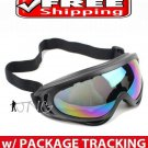 POLARIZED LENS UV-400 PROTECTION SPORT MOTORCYCLE SKI SNOWBOARD PADDED GOGGLES
