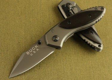 New X11 Titanium Coating Handle Folding Pocket Knife Blade with Box