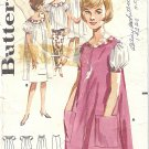 Butterick #2486 Misses 1950s Nightgowns & Pajamas Bust 32 Vintage Pattern