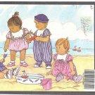 Busybodies Butterick #5281 Infants Dress / Romper / Jumpsuit & Hat Sz L-XL FF Pattern