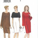 VOGUE #8909 Misses Tunic or Dress & Slim Skirt - 3 Views Sz 20-22-24 FF Pattern