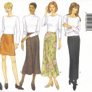 Butterick #5279 Misses Classic Fast & Easy Skirts - 4 Lengths & 5 Views Size 8 - 10 - 12 FF Pattern