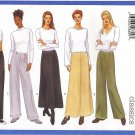 Butterick #5844 Misses Three Hour Classic Skirts & Slacks in 5 Views Sz 8 - 10 - 12 FF Pattern