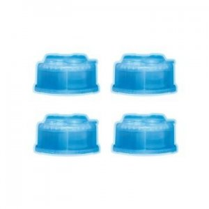 Braun Syncro Shaver System Clean & Renew Refills - Pack of 4
