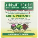 Vibrant Health Green Vibrance Powder - 6.35 oz - 15 Packets