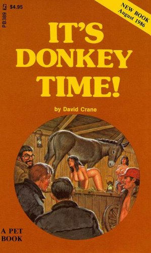 It's Donkey Time!