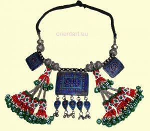 antique Multan necklace -D