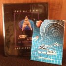 LIMITED EDITION-STAR TREK CARD COLLECTORS EDITION SET! W/ COA! NIB! W/BONUS!