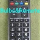 FOR PANASONIC TC-32LX24 TC-42LD24 TC-42LS24 TC-42PX24 HDTV TV Remote Control