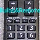 FOR PANASONIC TC-L42U22 TC-L42U25 TC-P42C2 TC-P46C2 P46S2 HDTV TV Remote Control