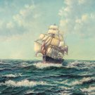 Sail Smoothly----500 Large Piece Wooden Jigsaw Puzzle-No Missing Pieces