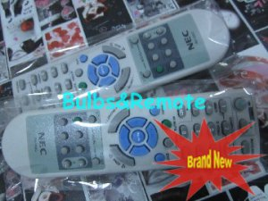 FOR NEC LCD VT37 LT380G LT280 VT675 NP115 3LCD Projector Remote Control