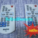 FOR sanyo PLC-XW300 PLC-XW50 PLC-XW55 PLC-XW57 PRX-O Projector Remote Control