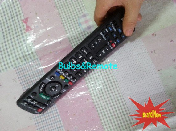 FOR PANASONIC EUR511262 EUR511226 EUR511229 TX-76PW50A LCD TV REMOTE CONTROL