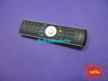 FOR TOSHIBA 20WL56B 30WL46B 32WLT66A 7WLT66A 47WLT66A 37WLT66A CT865 LCD TV REMOTE CONTROL