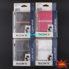Genuine for Sony LCJ-THD Leather Cover with Stylus Bag for DSC-T700 DSC-T77